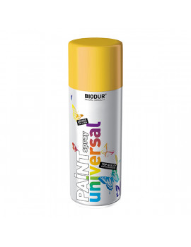 Pintura spray amarillo